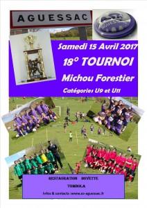 Affiche Tournoi 2017