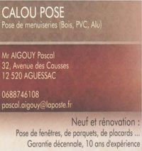 calou-pose