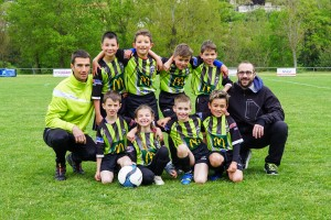 TOURNOI MICHOU 2017 U9 CHANAC