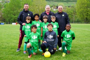 TOURNOI MICHOU 2017 U9 FONBEAUZARD